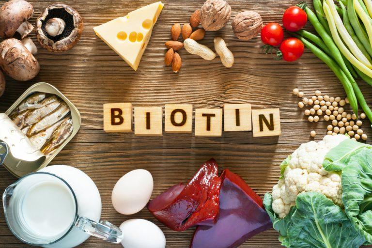 Gesundheitliche Vorteile von Biotin