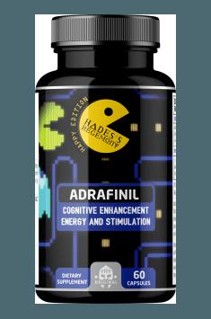 Empfohlene Ergänzung mit Adrafinil