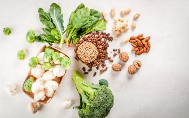 10 proteinreiche Gemüsesorten, die man in die Diät einführen sollte