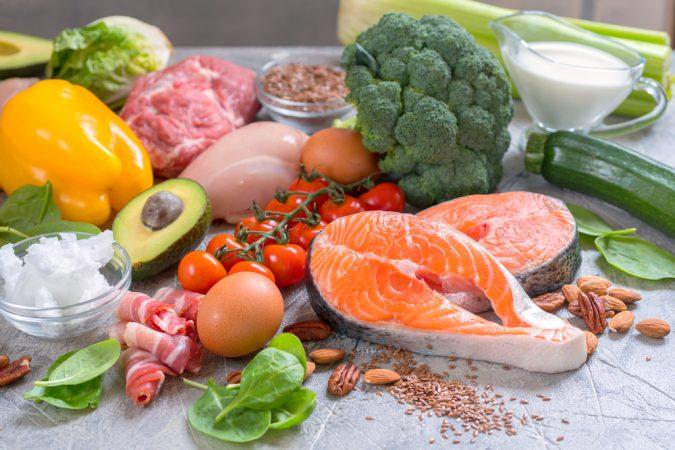 Kohlenhydrate in der ketogenen Diät