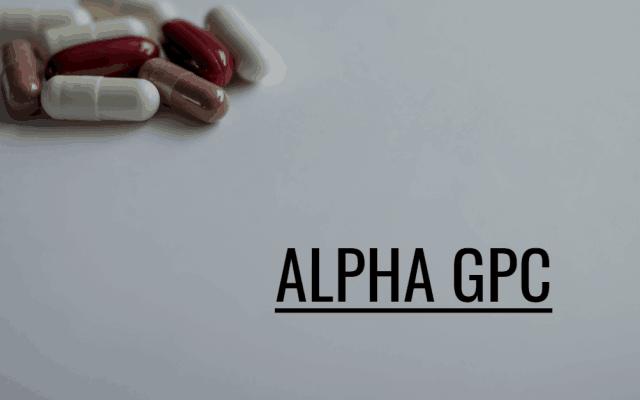 Vorteile von Alpha GPC