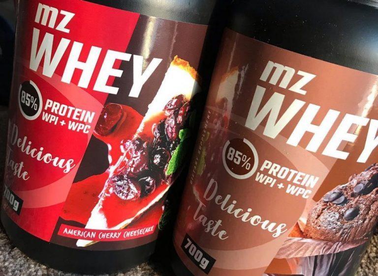 MZWHEY – wie viel Protein in der Proteinergänzung? – Ergebnisse
