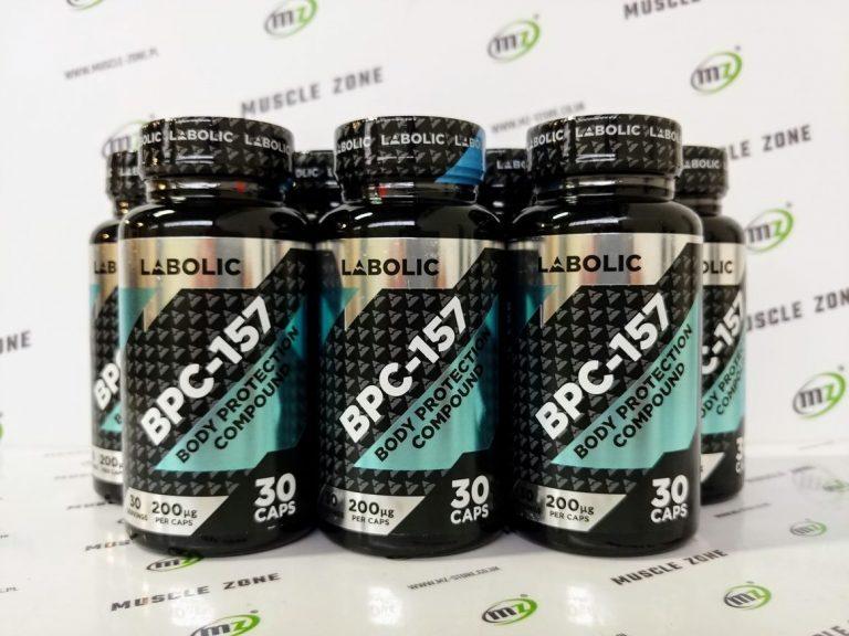 Untersuchungen von Nahrungsergänzungsmitteln – BPC-157 Labolic